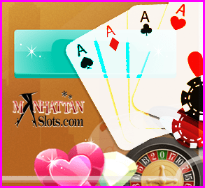Manhattan Slots Casino Poker No Deposit Bonus  pokertablesforsaleonline.com